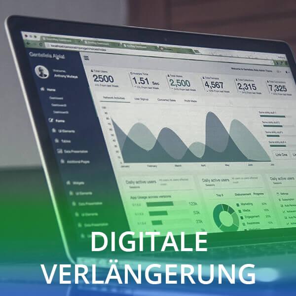 digitale Verlängerung Eventagentur Hamburg
