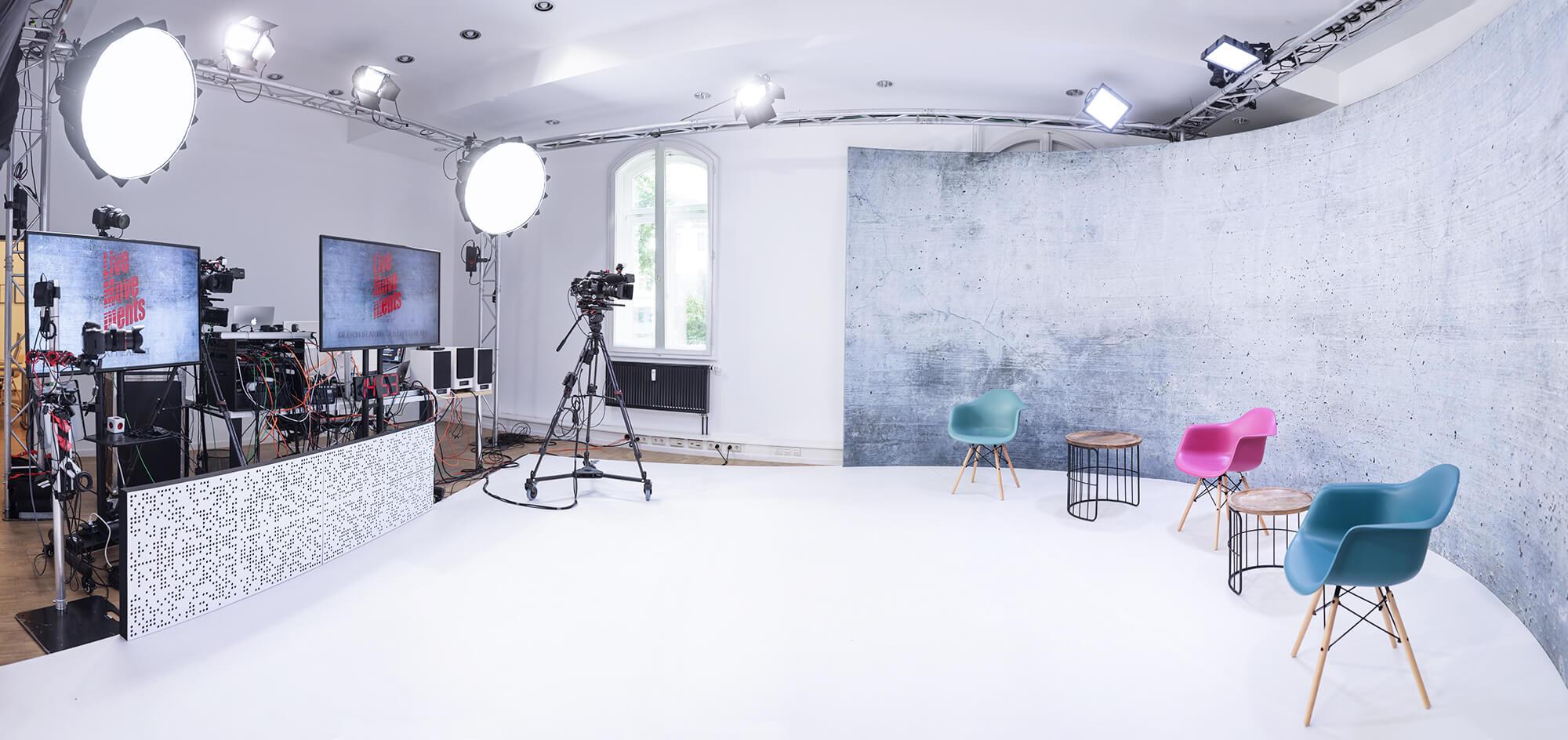 Streaming Studio Hamburg