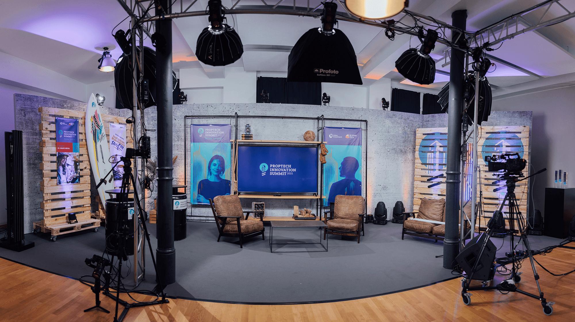 Livestream Studio
